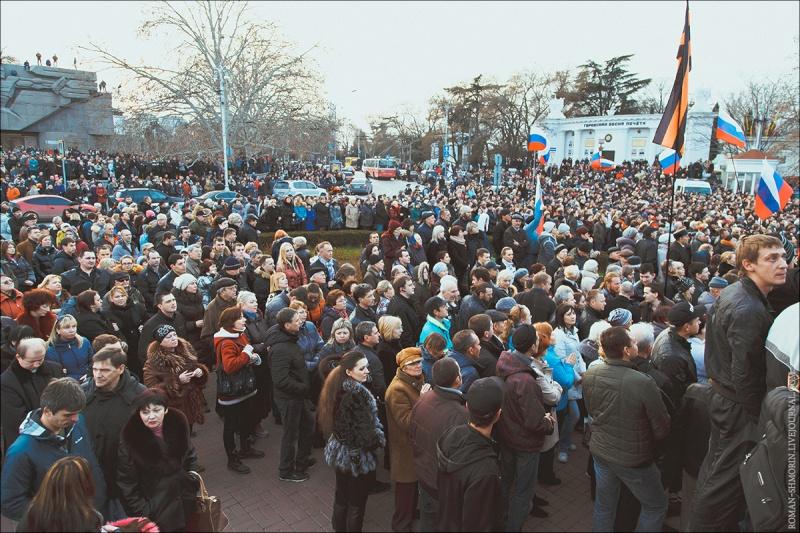 La révolution du Maïdan cherche à s'imposer dans toute l'Ukraine - Par Pierre Avril 25779_10