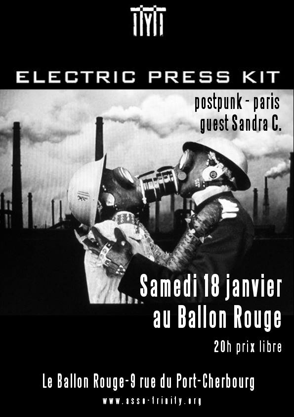 [18.01.14] Electric press kit + Dark Delights - Galerie bër- Cherbourg 15555711