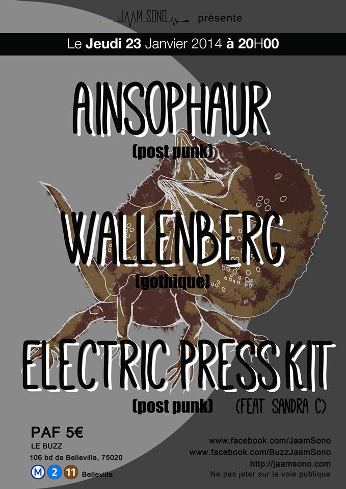 [23.01.14] Electric press kit+Wallenberg+AinSophAur-Le buzz- Flyer_10