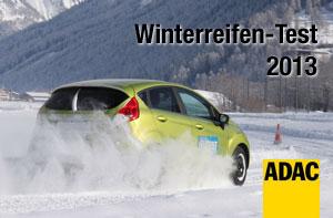 Der ADAC hat seinen Winterreifen Test 2013 draußen .Welche Reifen sind gut und von welchen läßt man lieber die Finger .. Winter10