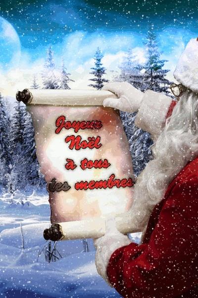 Joyeux Noël à tous les membres Joyeux10