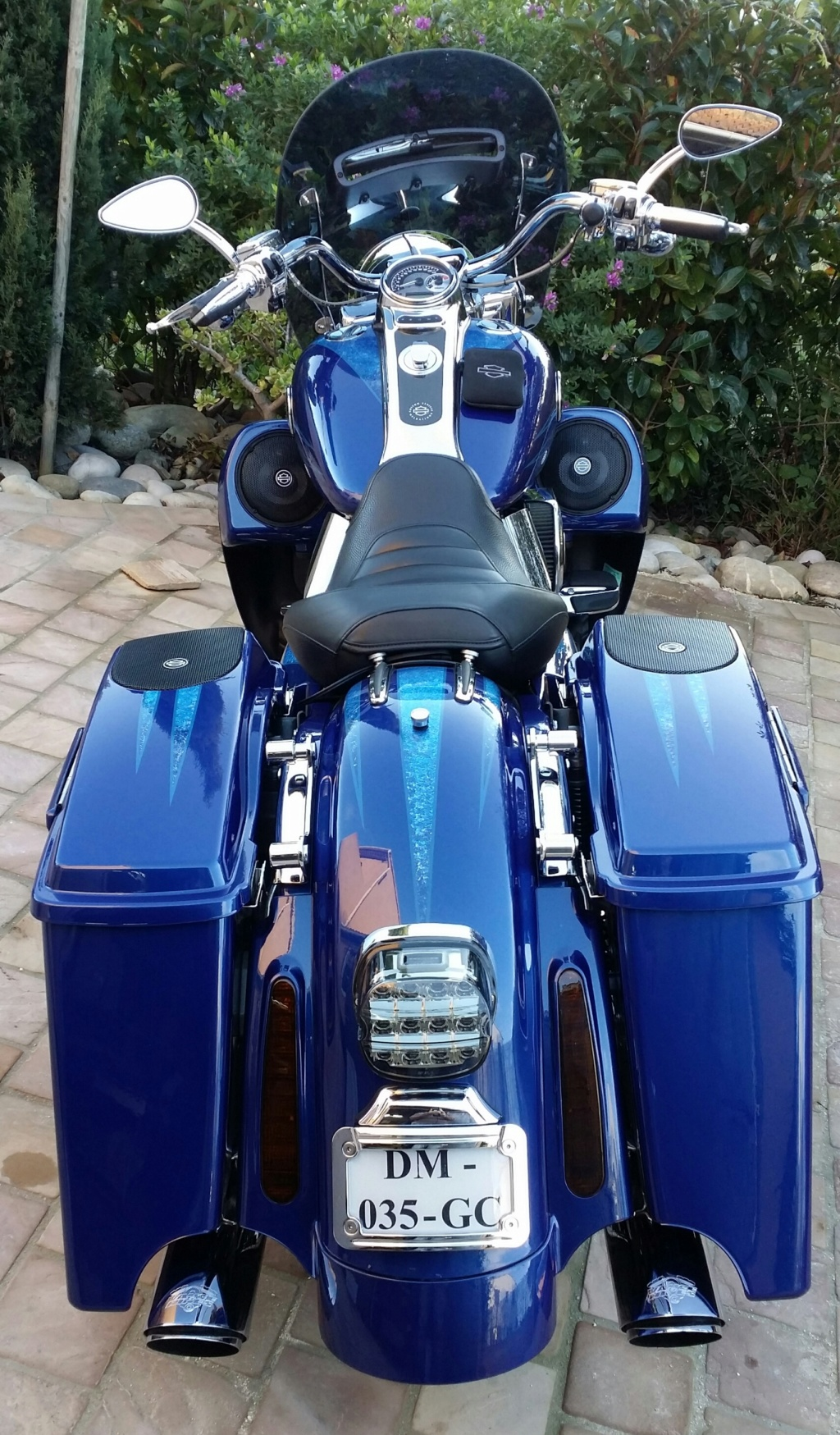road king CVO (Vendu) 20141211