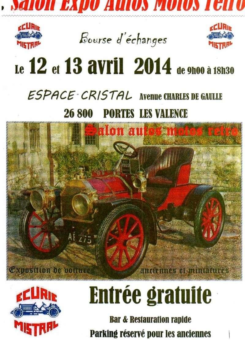 [26] 12 et 13/04/2014 - Salon Expo Bourse à Portes-les Valen Crista10