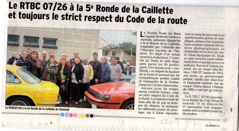[26] Ronde de la Caillette, Chabeuil [20/10/13] - Page 3 Img05810