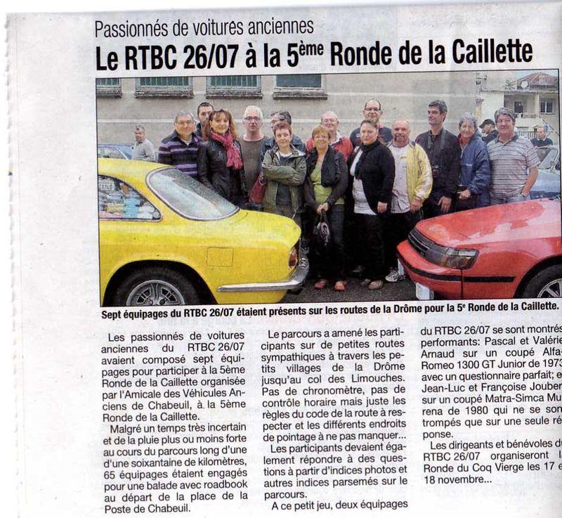 [26] Ronde de la Caillette, Chabeuil [20/10/13] - Page 3 Img05910