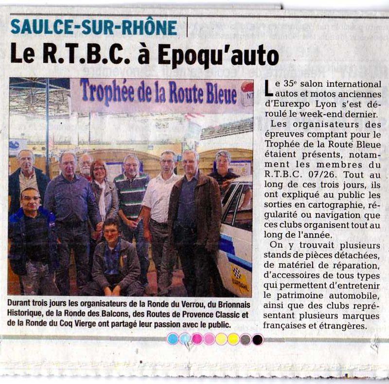 [69] 8/9/10 nov 2013 époqu'auto Lyon eurexpo - Page 14 Img06010