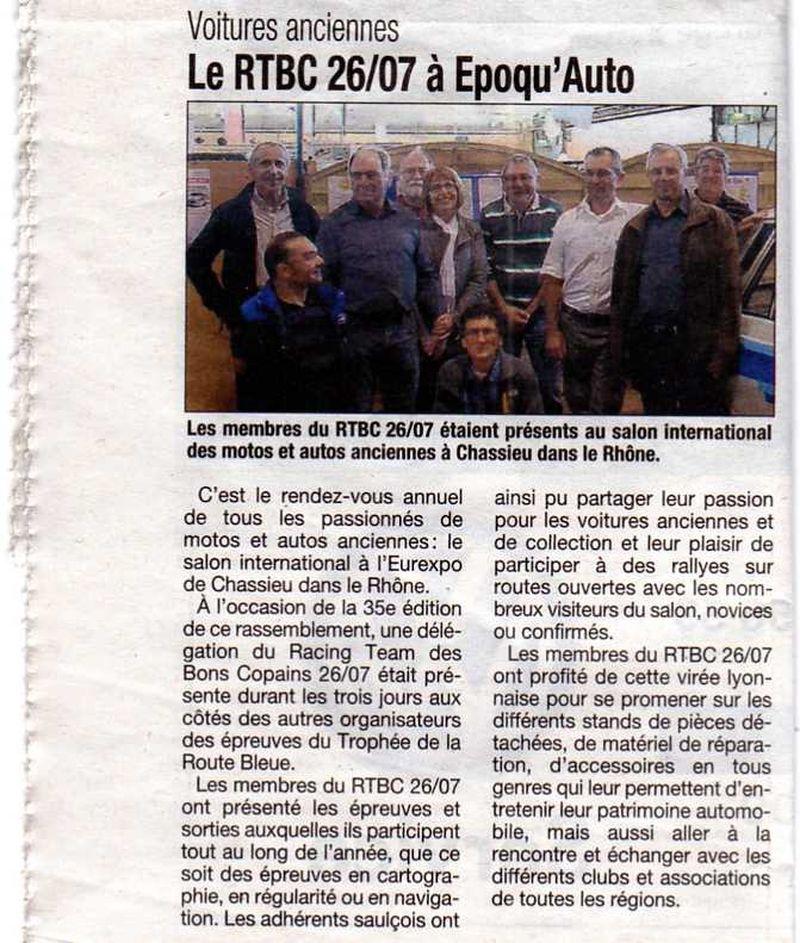 [69] 8/9/10 nov 2013 époqu'auto Lyon eurexpo - Page 14 Img06110
