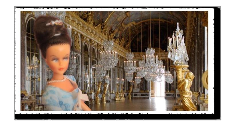 Promenade à Versailles Chatea10