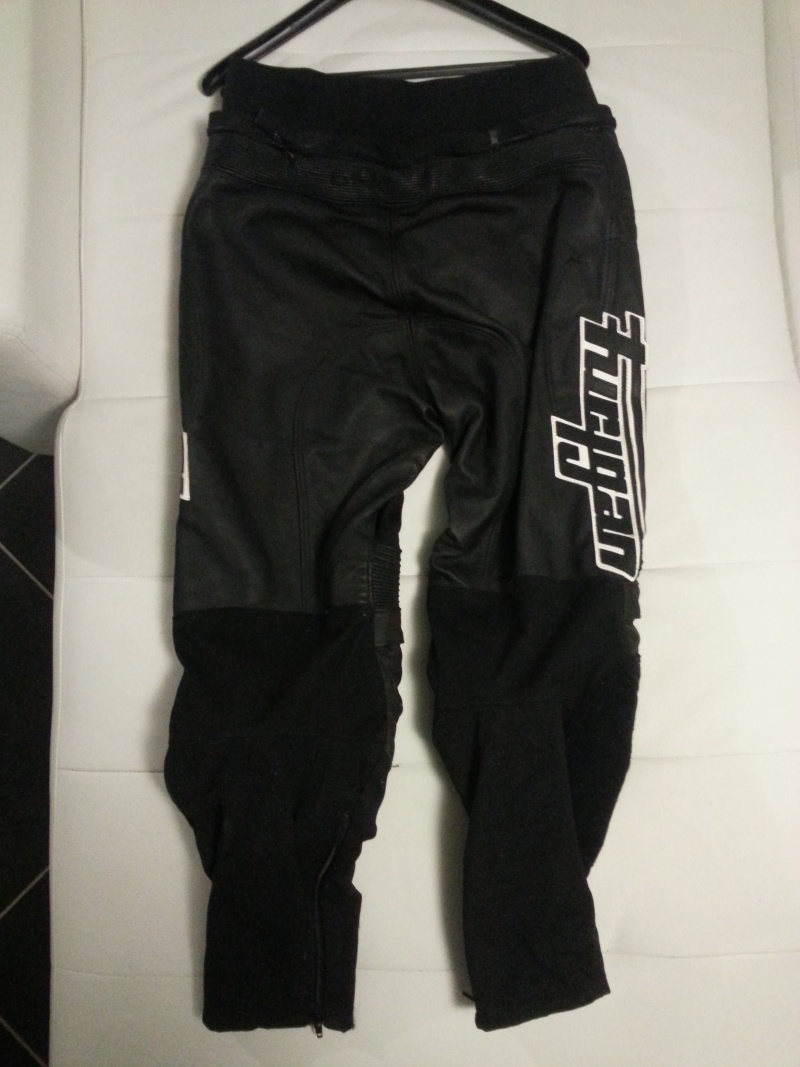 VDS Pantalon moto FURYGAN BUD EVO 20140314