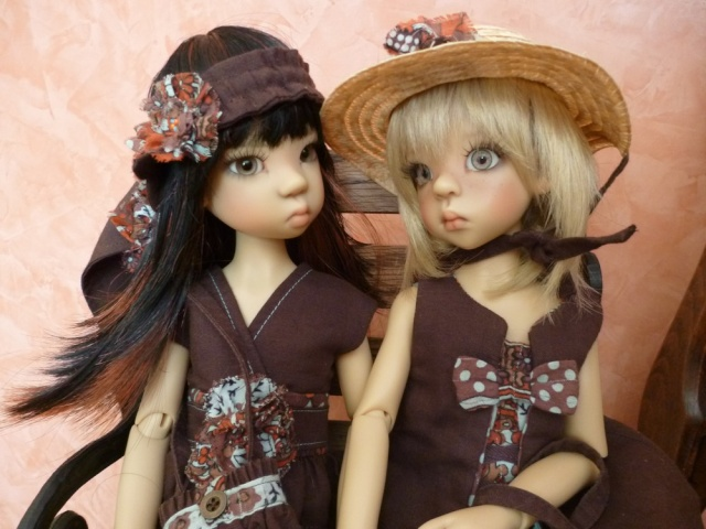 "Elsa & Zoé se la jouent ""hippies"" _elsa_10"