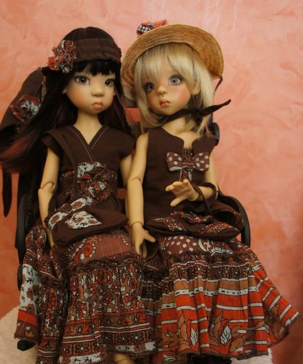 "Elsa & Zoé se la jouent ""hippies"" _elsa_11"