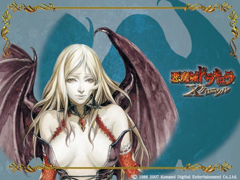 Artworks Annette vampire Dracula x Chronicles Offart10