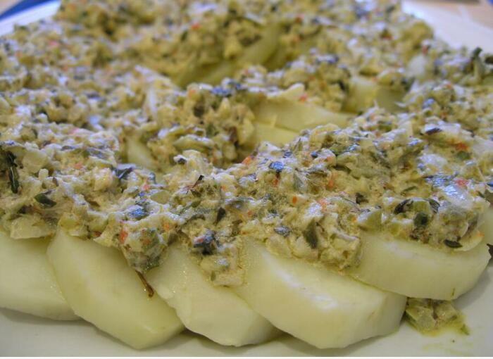 Patate in cucina Girand11
