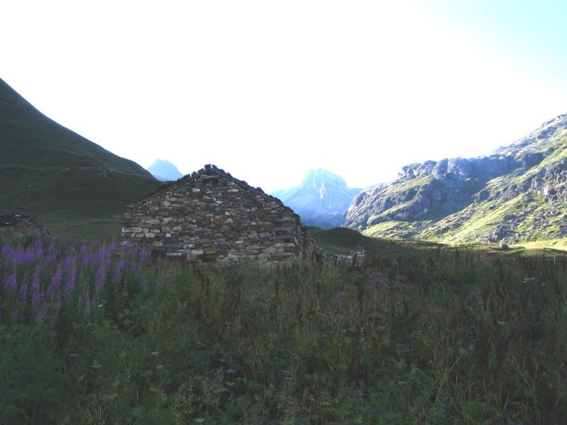 Le grand tour de l'Iseran par le Col des Fours 2008_020