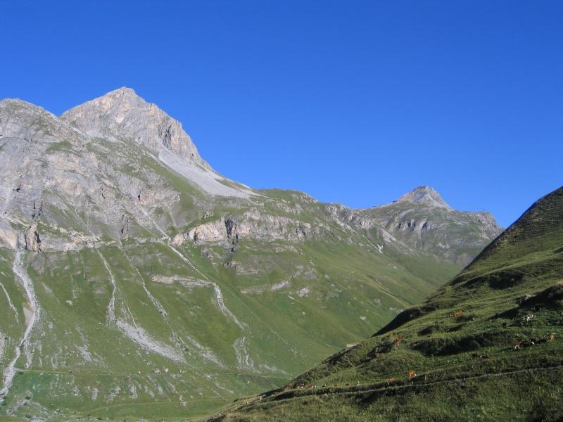 Le grand tour de l'Iseran par le Col des Fours 2008_025
