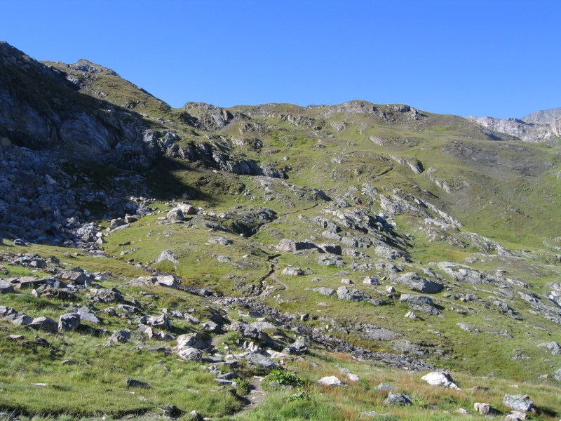 Le grand tour de l'Iseran par le Col des Fours 2008_030
