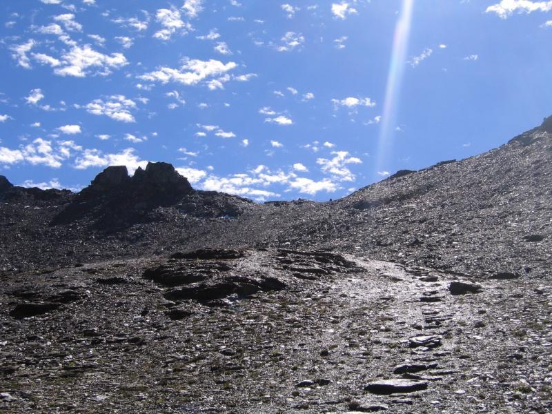 Le grand tour de l'Iseran par le Col des Fours 2008_036