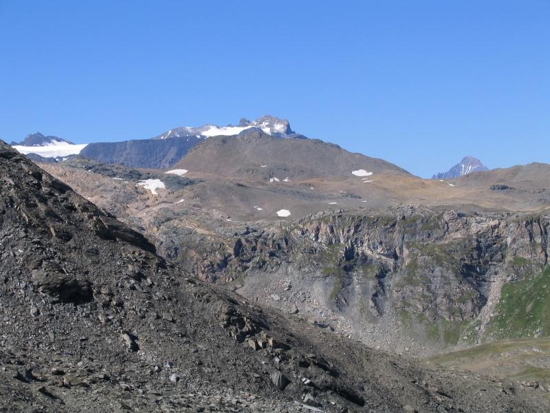 Le grand tour de l'Iseran par le Col des Fours 2008_037