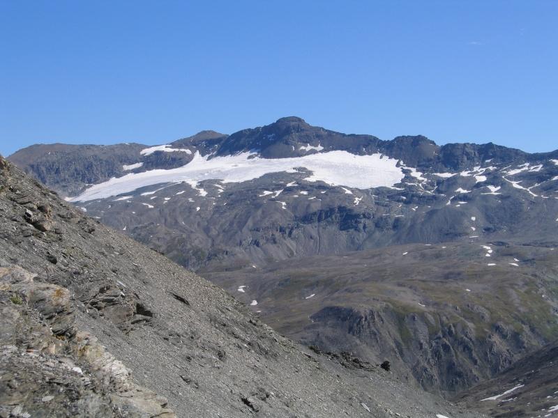 Le grand tour de l'Iseran par le Col des Fours 2008_040