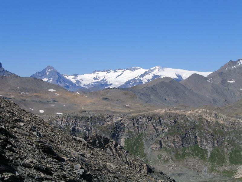 Le grand tour de l'Iseran par le Col des Fours 2008_043