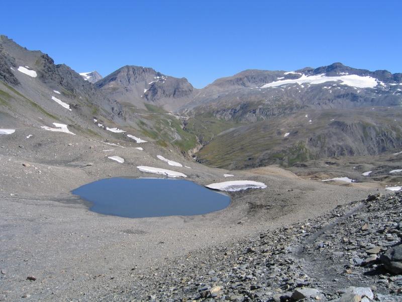 Le grand tour de l'Iseran par le Col des Fours 2008_046