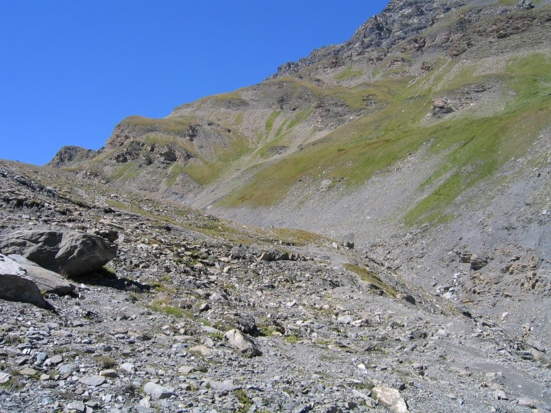 Le grand tour de l'Iseran par le Col des Fours 2008_047