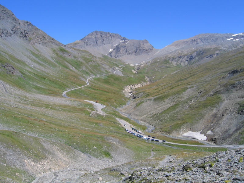 Le grand tour de l'Iseran par le Col des Fours 2008_048