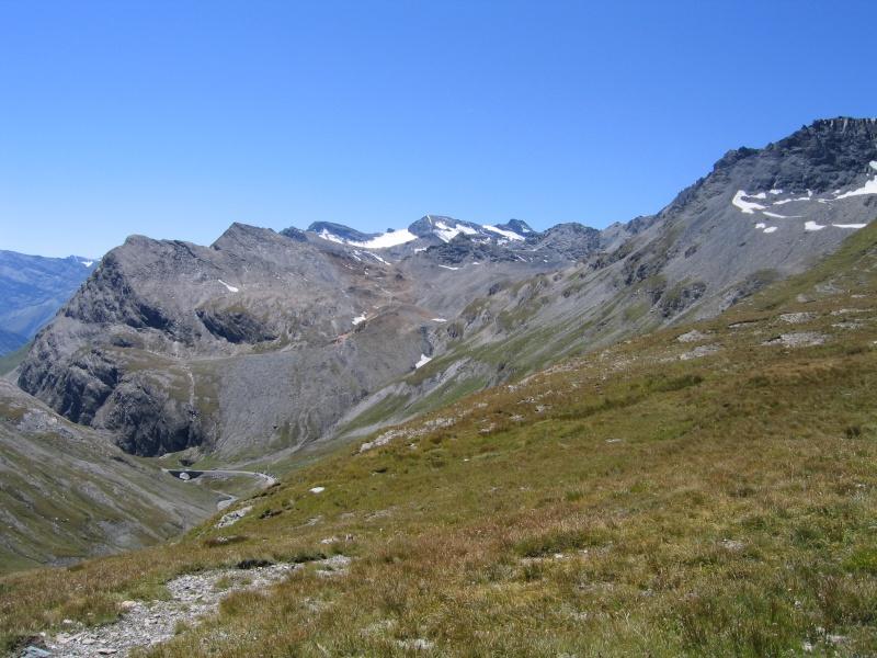 Le grand tour de l'Iseran par le Col des Fours 2008_049