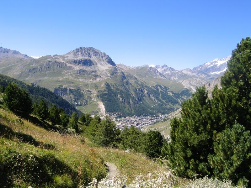 Le grand tour de l'Iseran par le Col des Fours 2008_050