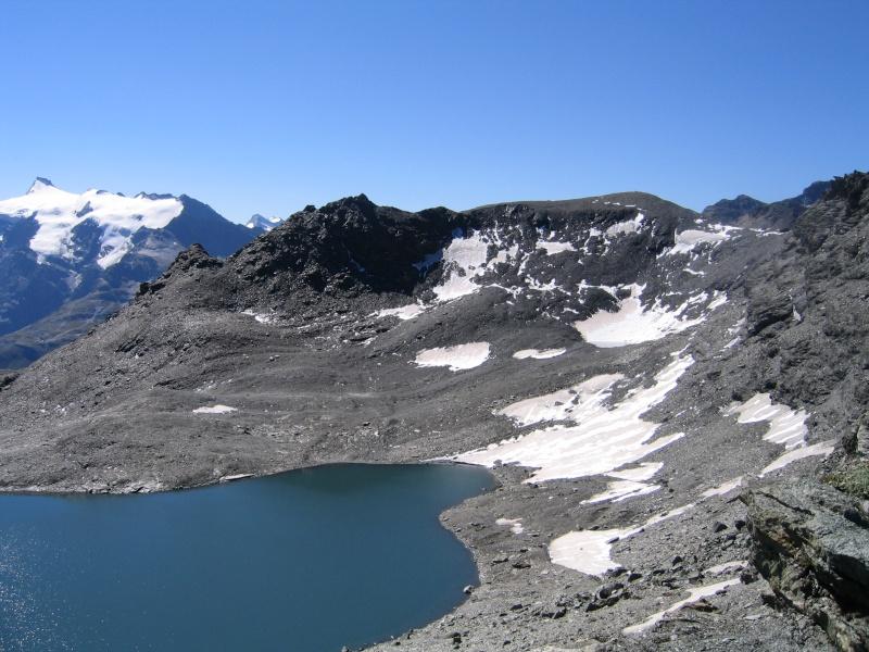 Le grand tour de l'Iseran par le Col des Fours 2008_054