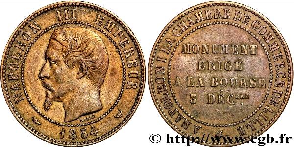 Médaille Napoléon III Medail10