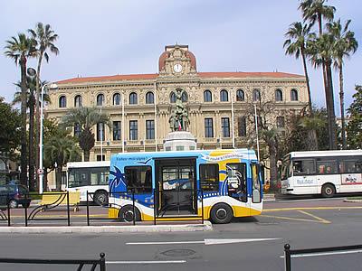 CANNES et Bus Cannes10
