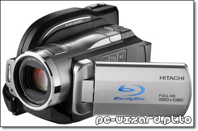 [TEK] Nova Camera de Blu-Ray - Hitachi DZ-BD10HA Pc_s19