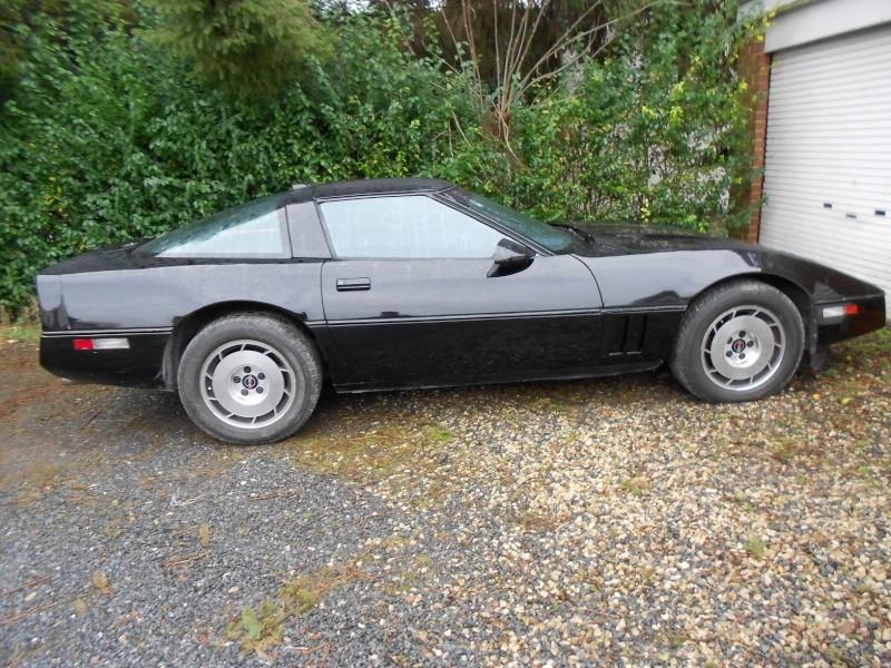 corvette 1985 ancetre à vendre à pas cher Corvet10