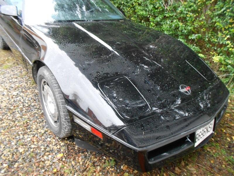 corvette 1985 ancetre à vendre à pas cher Corvet16