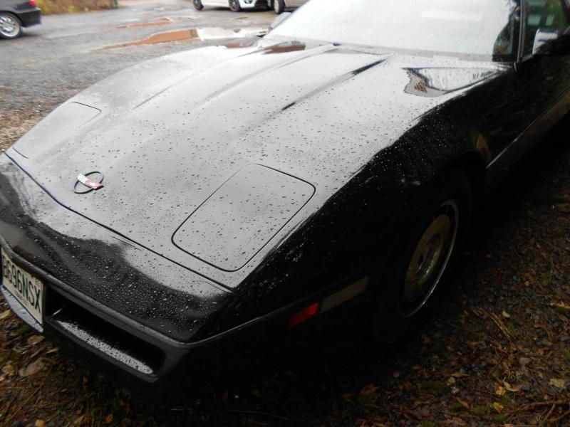 corvette 1985 ancetre à vendre à pas cher Corvet17