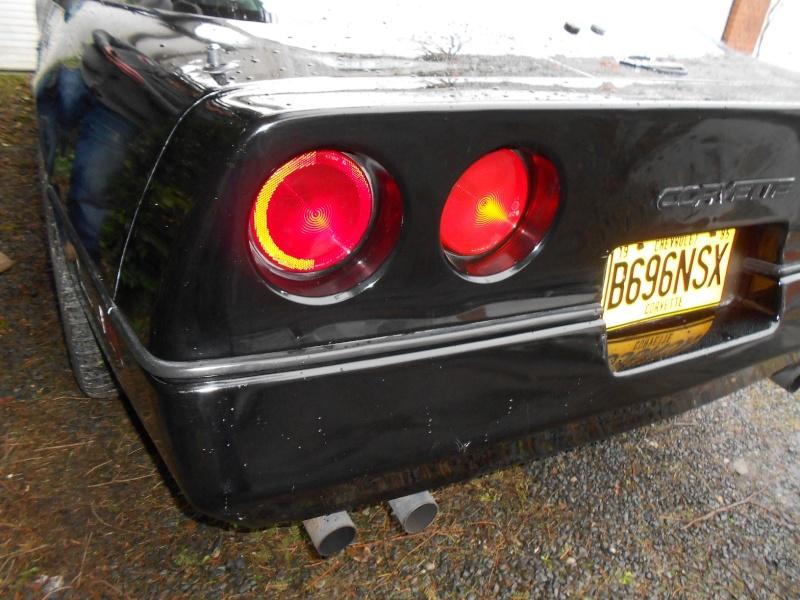 corvette 1985 ancetre à vendre à pas cher Corvet19