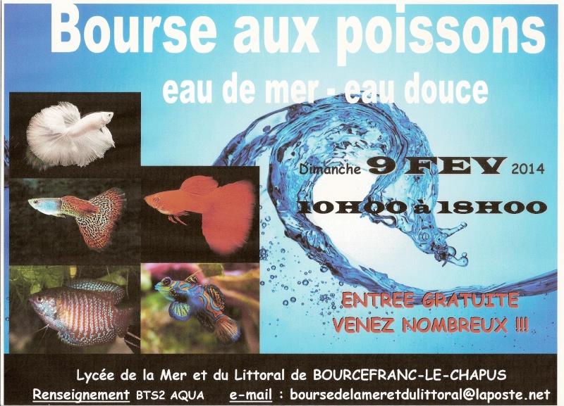 Bourse du Lycée de la Mer à Bourcefranc le 09/02/2014 Numari11