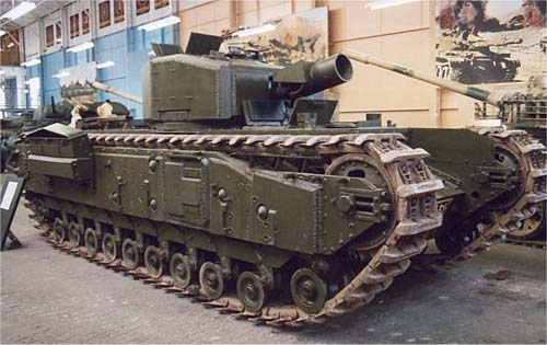 Churchill avre mk3  de chez afv club 1/35 Uk107210