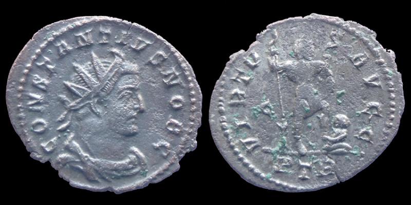 Aureliani pour Trèves de Dioclétien et de ses corégents  - Page 2 0535610