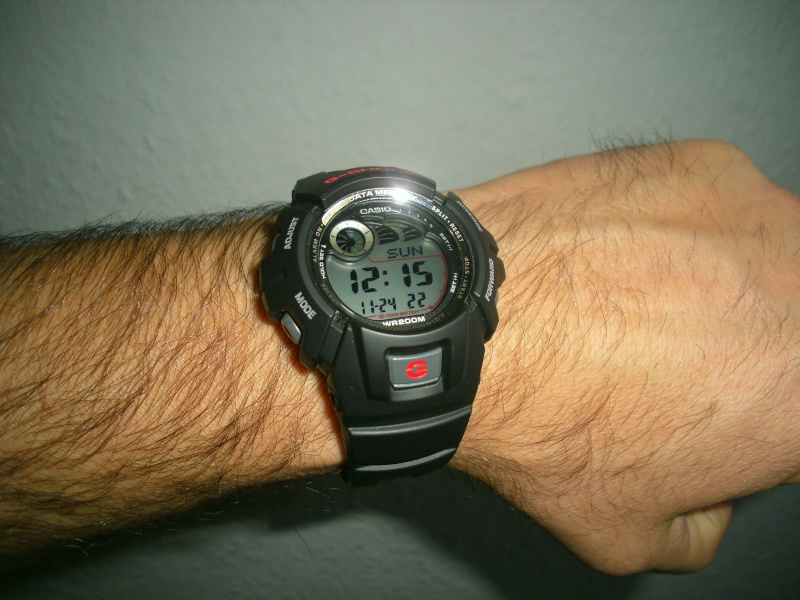 collection - Ma petite collection de « G-Shock «  Sam_3218