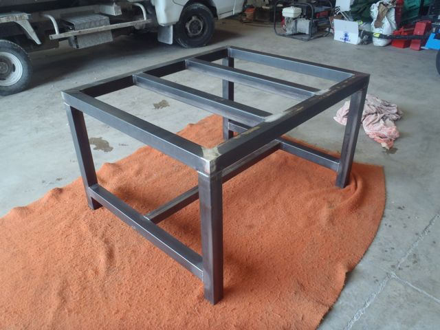 Fabrication de chassis sur mesure Z11