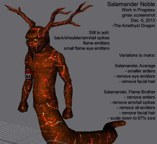 AD's Test Lab: Salamander Salama10