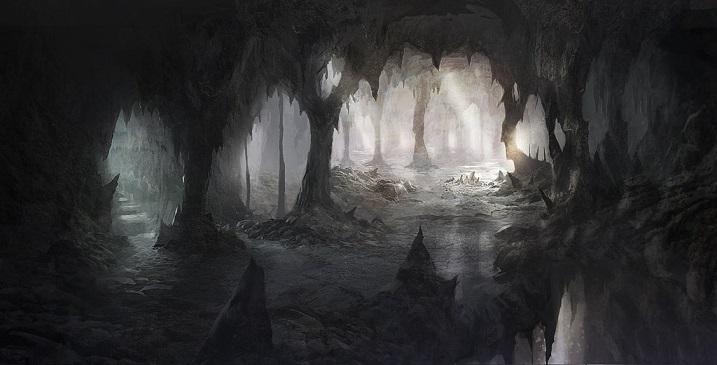 DD3 Terres de Légendes Grotte10