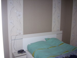peinture pour chambre adulte Papier10