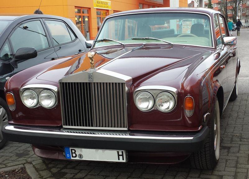 Rolls Royce Silver Shadow II 20140210