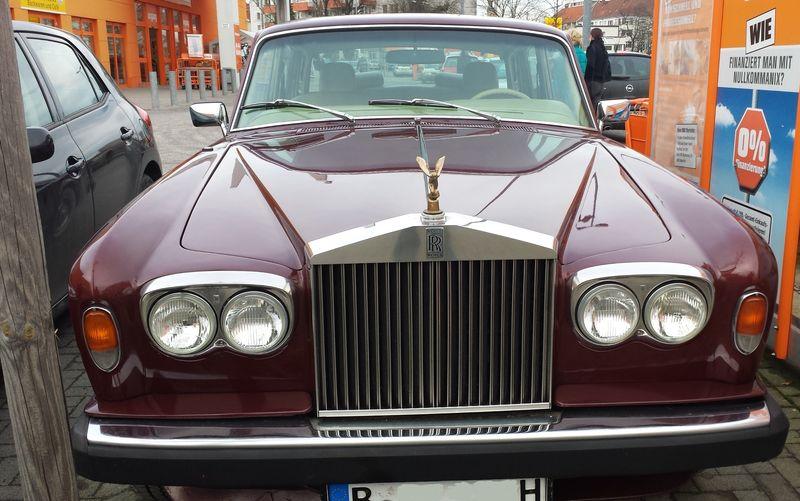 Rolls Royce Silver Shadow II 20140211