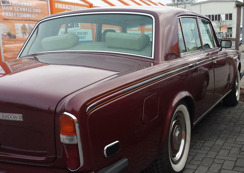 Rolls Royce Silver Shadow II 20140214