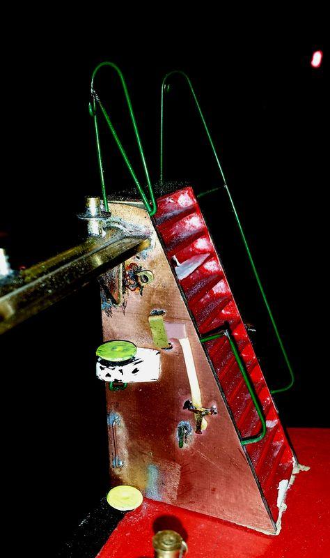 Schubschiff THYSSEN II Thyss101