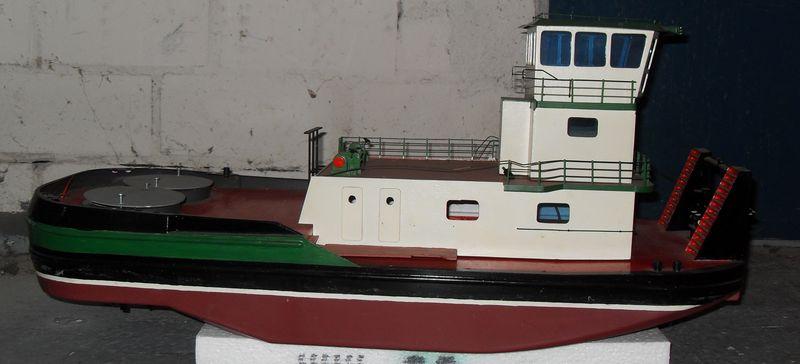 Schubschiff THYSSEN II Thysse10